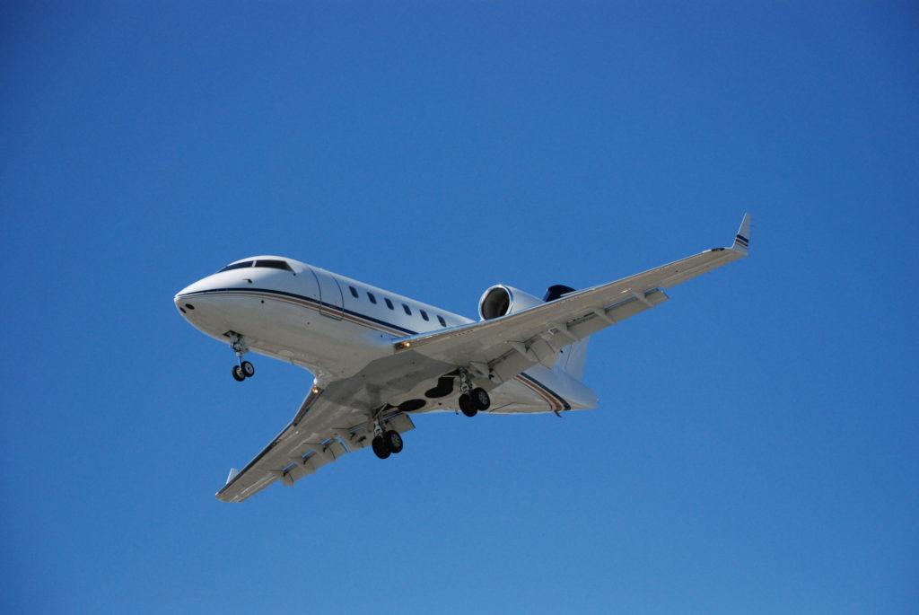 tronto airplane