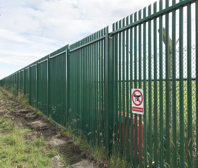 railing Frangibility