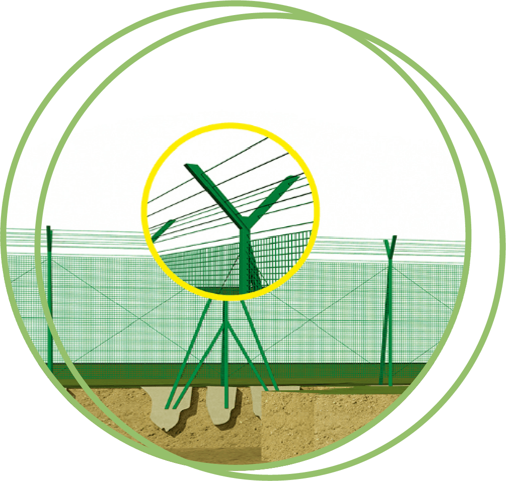 Radiotransparency