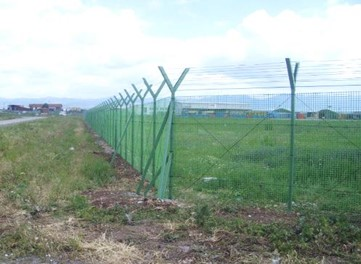 airport fencing